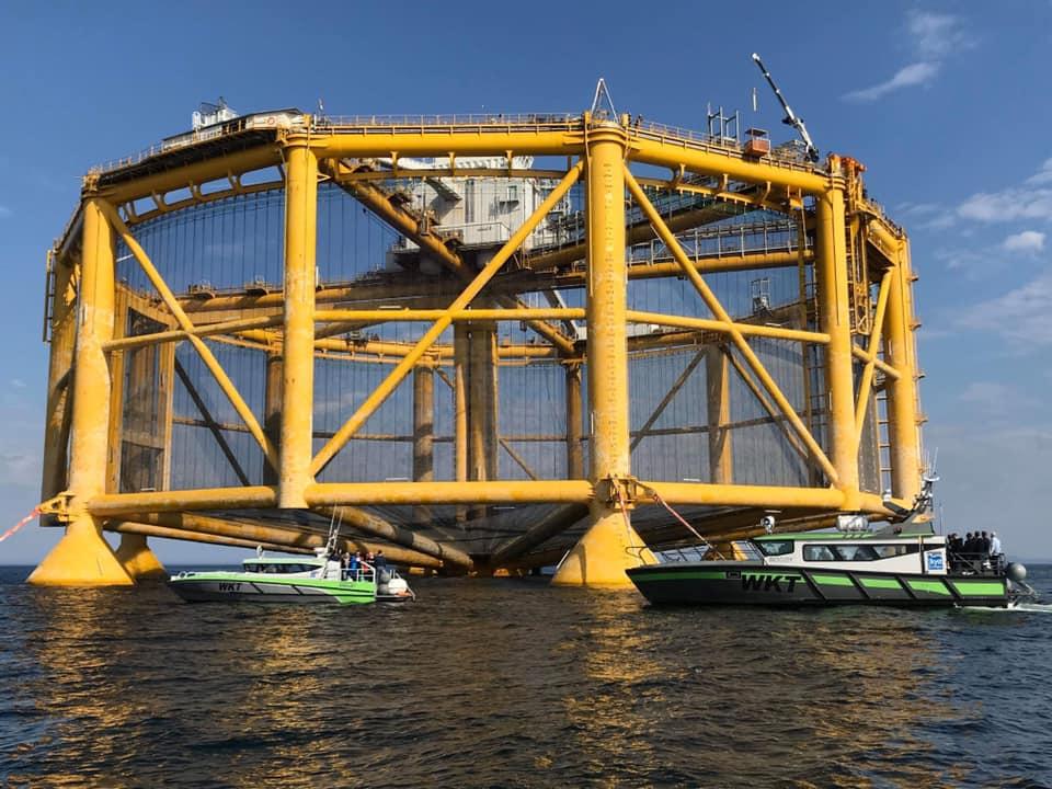 Opplev Salmars grensesprengende havmerd i Frohavet