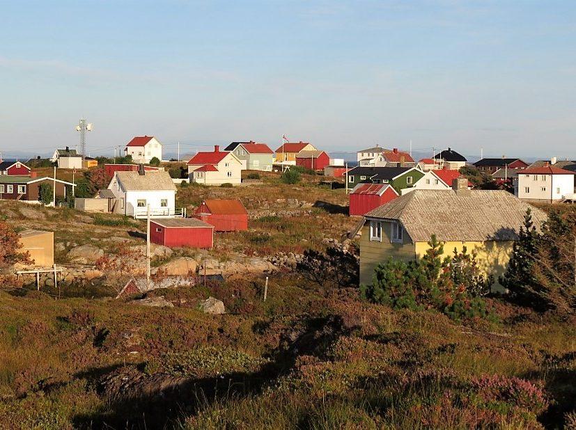 Gjæsingen i Frøyas skjærgård, Froan