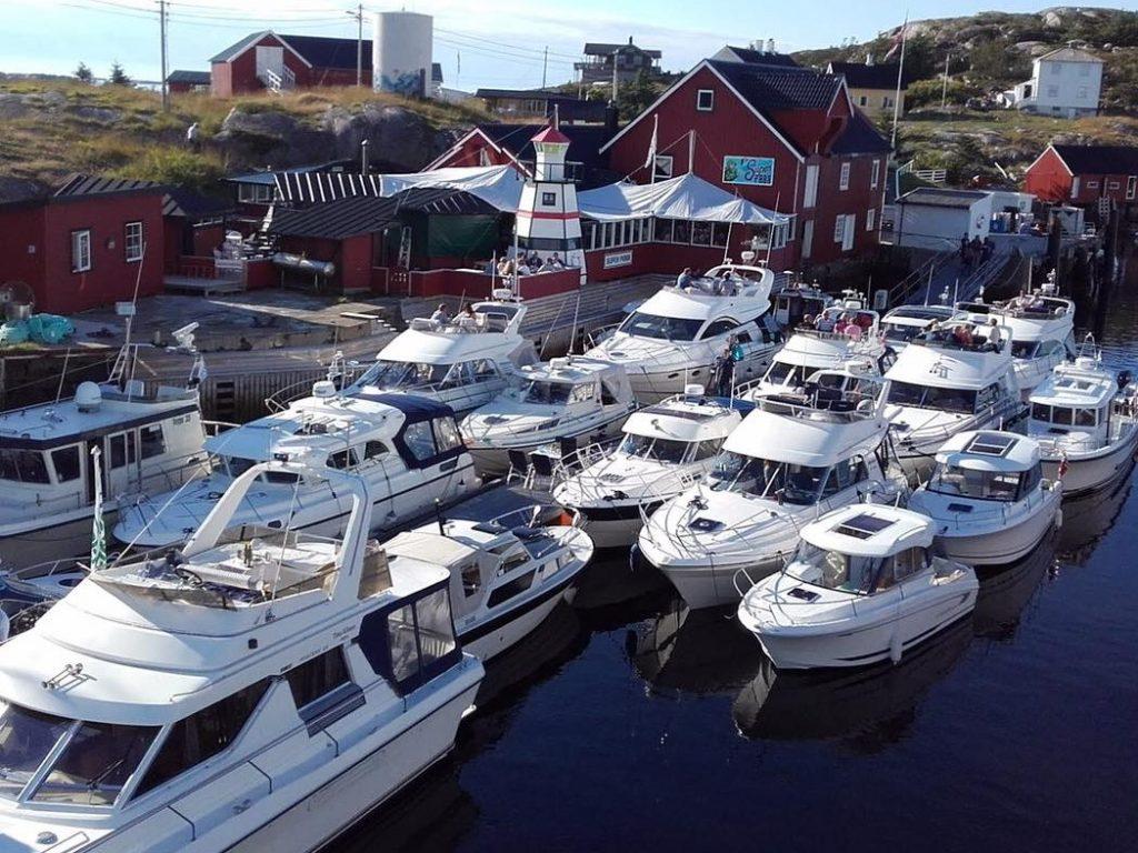 Bacalaofestival på Supen Pub på Bogøya