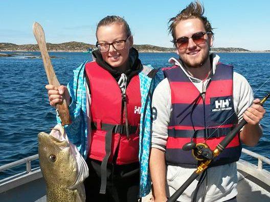 Fisk din egen middag hos Mausundgløtt i Øyrekka