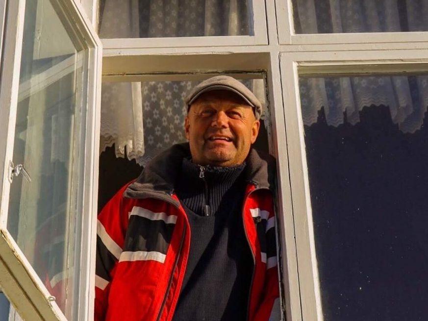 Produksjonsleder og forfatter - Vidar Oskarson