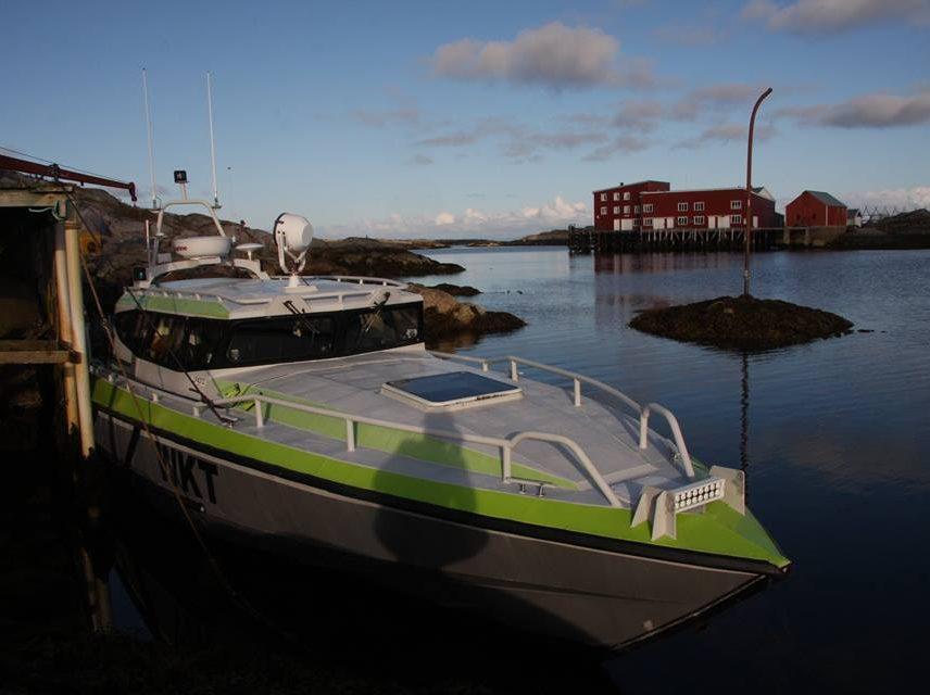 Øyhopping til Halten med MS Smaløy