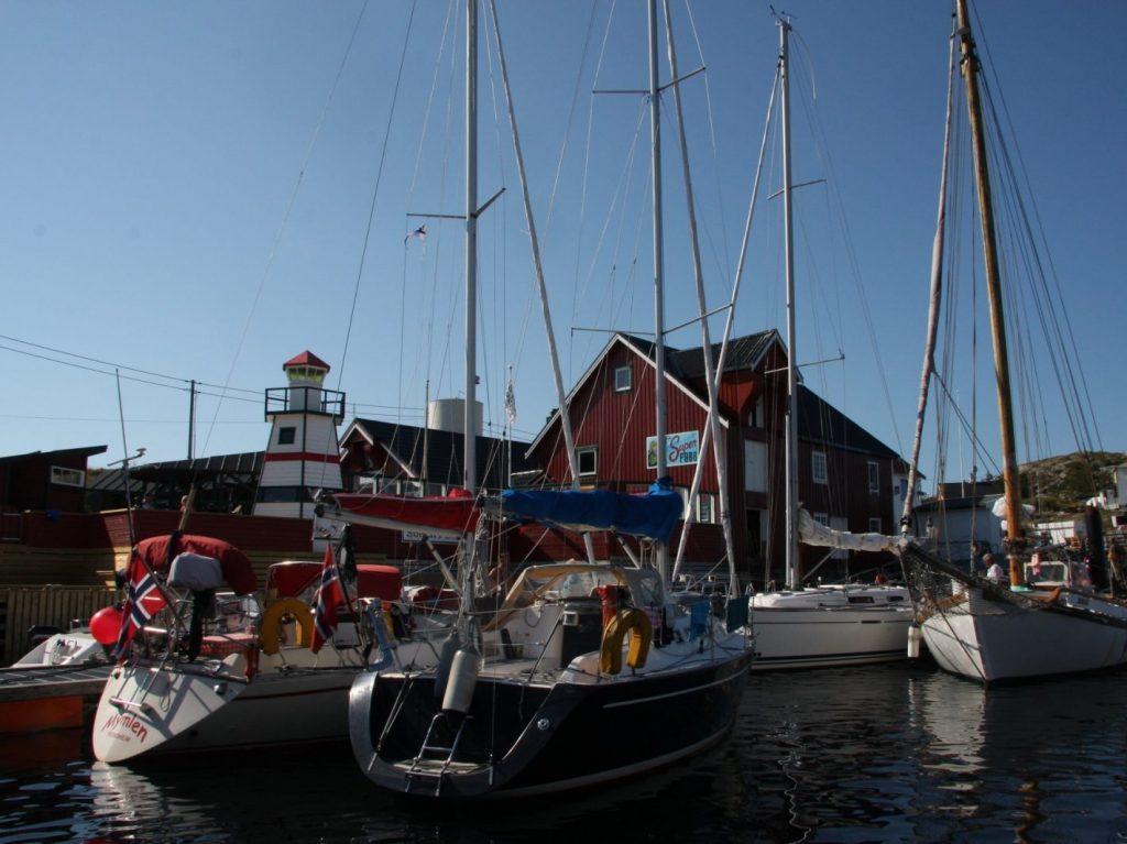 Bogøya gjestebrygge
