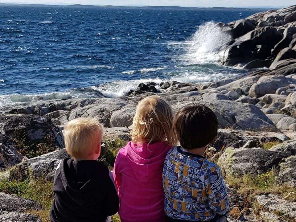 Trivsel og bolyst i Øyrekka på Frøya