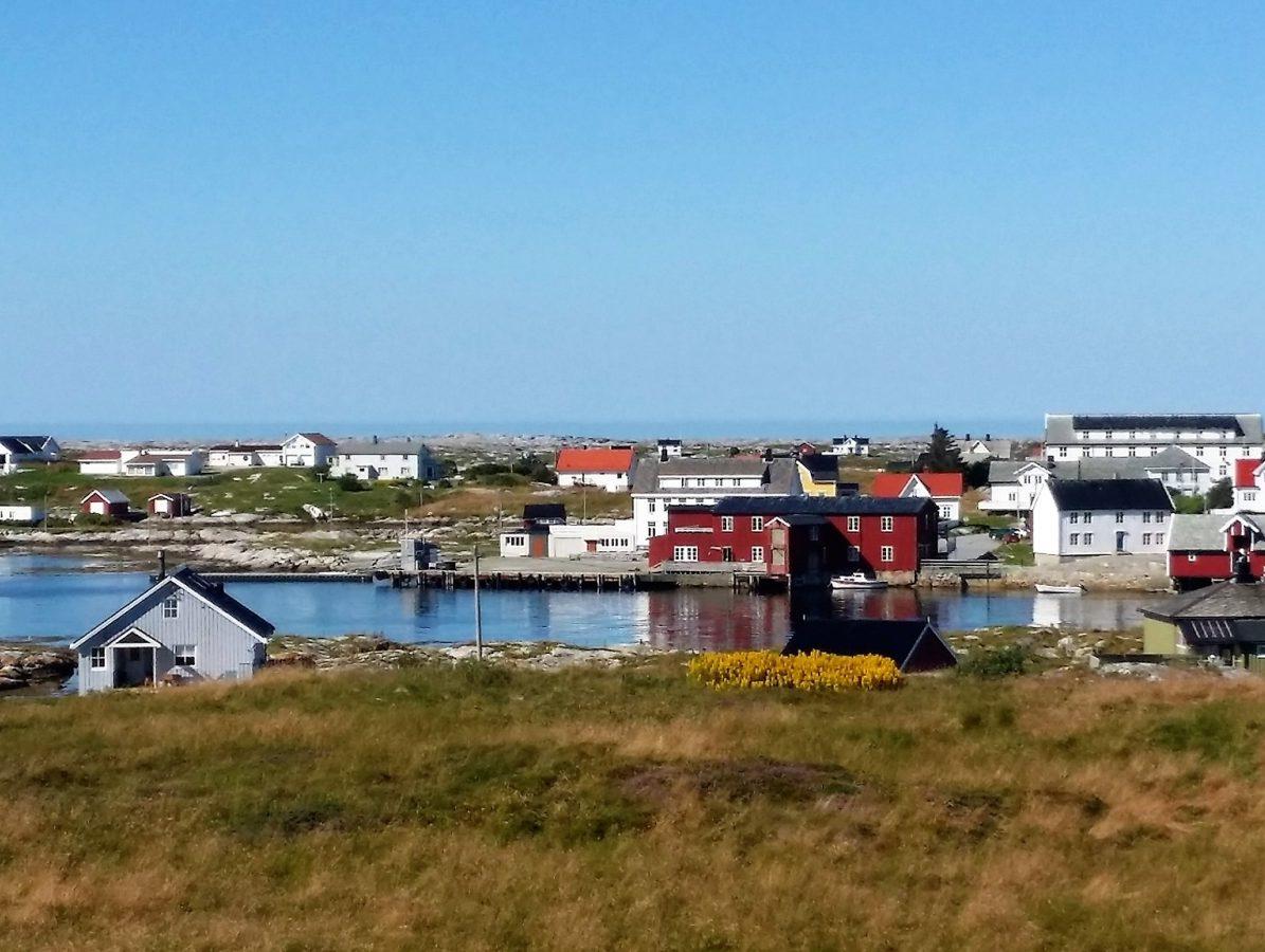 Titran på fastlands-Frøya