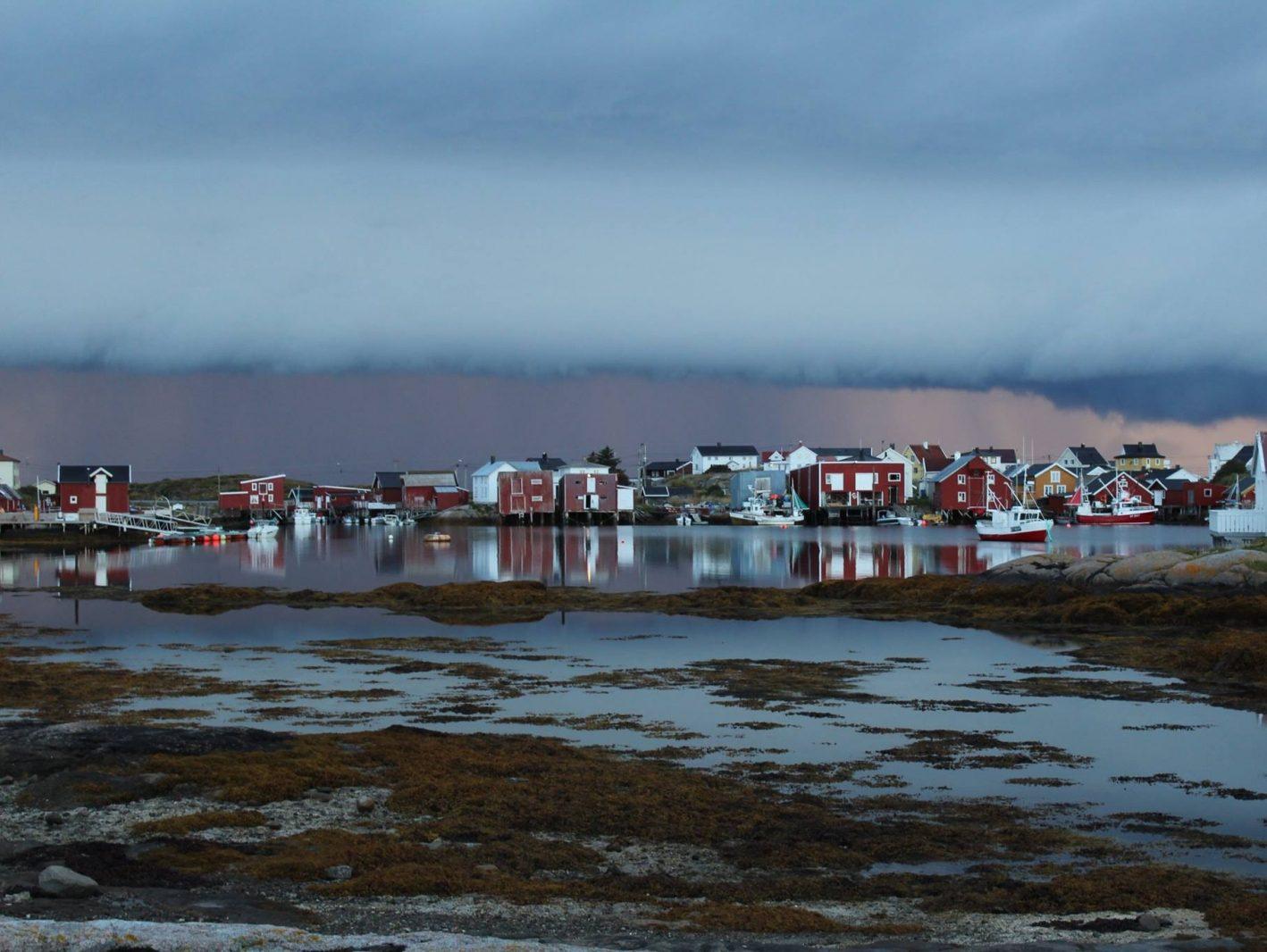 Bli med på øyhopping og opplevelser i Frøyas skjærgård, Øyrekka.