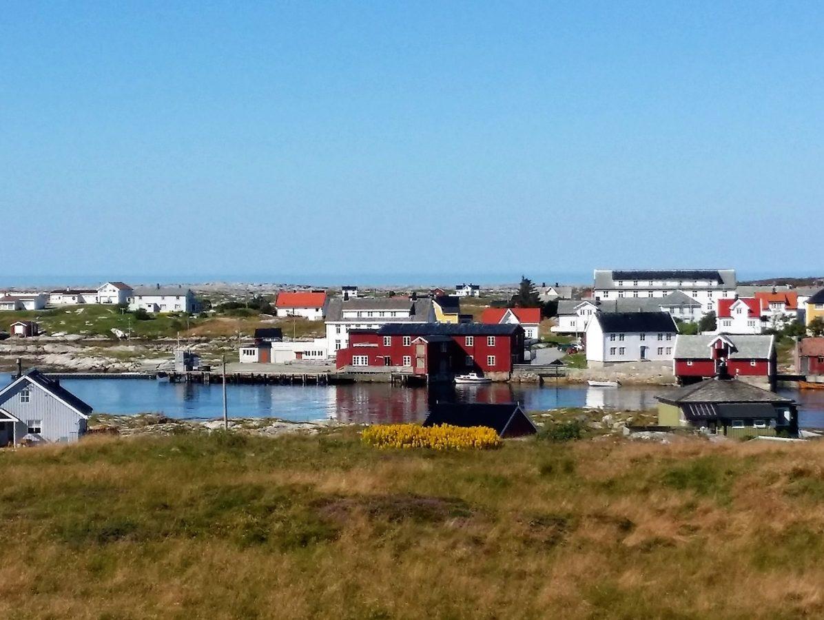 Fiskeværet Titran på Frøya