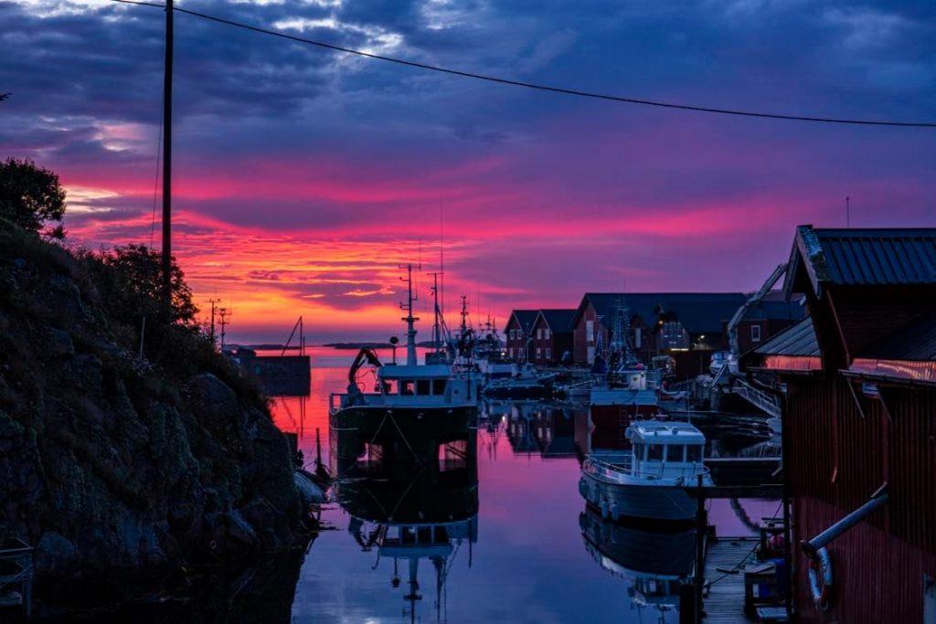 Bli med på øyhopping, fotuterer og opplevelser i Frøyas skjærgård, sør på Trøndelagskysten.